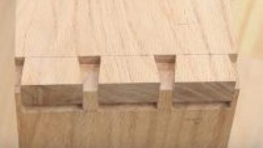 Handcut Dovetails